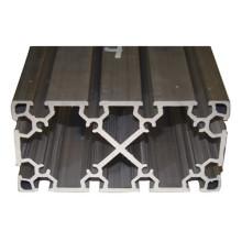 Square Tube Aluminum Section Aluminium Construction Profile