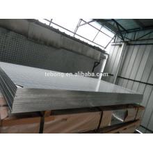 Tôle d'aluminium en sublimation en aluminium feuille en aluminium décoratif en aluminium