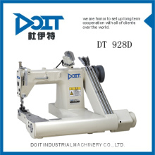 DT 928D Direct drive serve motor three needle feed of the arm sewing machine