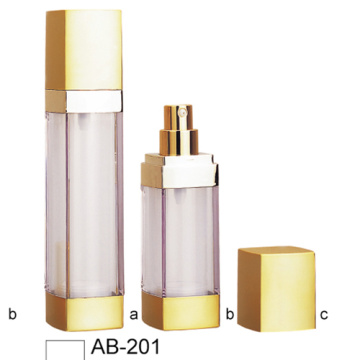 Airless-Lotion Flasche AB-201