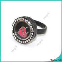 Großhandelsart und weise kühler Locket Ring für Mann (LR16041204)