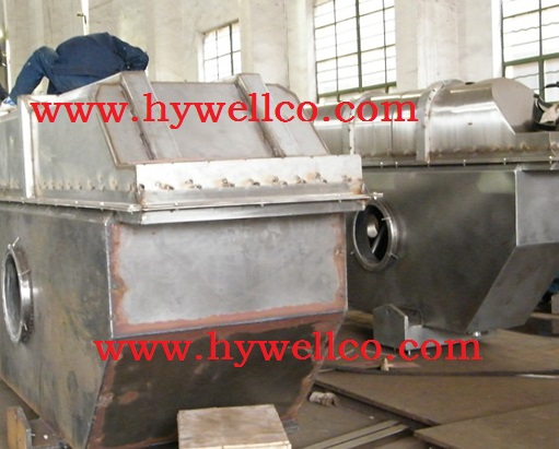 Fish Feed Fluidizing Drying Machine