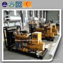 Génératrices de courant à gaz de nouvelle génération d'énergie 100kw avec CE et ISO