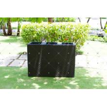 2017 Best Seller Product Garden Furniture PE Rattan Plantador Wicker Furniture