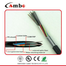 100% Fluck probado proveedor de cable de fibra óptica de alta calidad