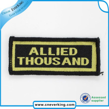 Low Cost Colorful Customized Patch