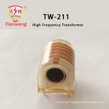 Transformateur toroïdal de transformateur à haute fréquence de transformateur électrique