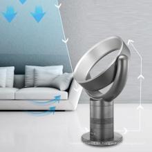 Fabricante de la fábrica 10 pulgadas de diseño moderno de refrigeración por aire mesa eléctrica ventilador sin hojas