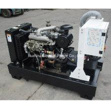 Дизельный генератор Isuzu 20кВт 25кВА с двигателем 4jb1