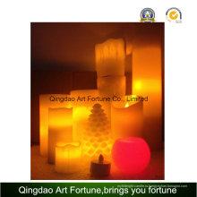 Беспламенного свечи светодиодные свечи с различным типом