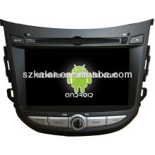 Factory directly !Quad core car dvd player android for car,GPS/GLONASS,OBD,SWC,wifi/3g/4g,BT,mirror link for HYUNDAI-HB20