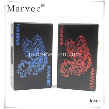 新しいオリジナルecve Marvec DNA75w mod vape kit
