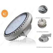 Outdoor Waterproof 200W 24000lm LED High Bay Light