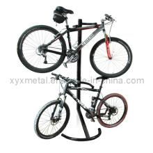 Suporte de armazenamento de bicicletas para duas bicicletas Gravity Bike Rack