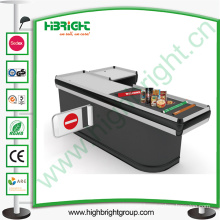 Electronic Automatic Checkout Counter with Belt