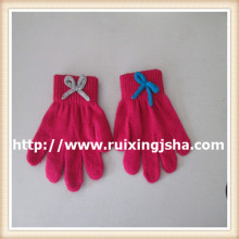 kid's Cheap winter thin magic gloves