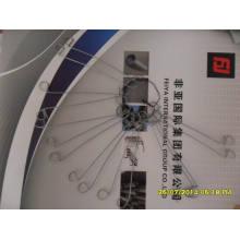 Alambre de lazo del lazo / alambre galvanizado del lazo de la barra