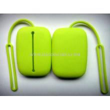 OEM Custom Food Grade FDA Silicone Key Bag