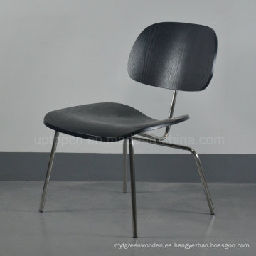 Comedor de madera negro clásico que cena la silla de Eames LCM Dcm (SP-BC382)