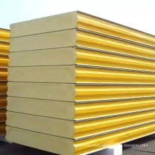 Factory Customized Professional Fire-Resistant Reinforced Rock Wool Reusable Sandwich Panel