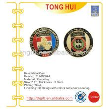 Белого дома logoMission с монетной памятной монетой, сувенирной монетой для Excellence