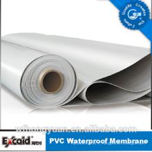 Membrane de toiture et d'imperméabilisation de PVC anti-UV avec la bonne qualité