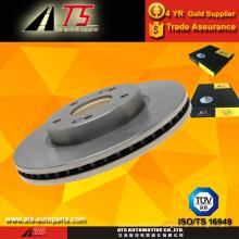 Aço Disco de freio de boa qualidade para Hyundai Elentra / Tucson OEM 51712-3X000