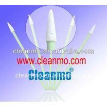 """KC VleanroomFoam Swab CM-FS750 Petite pointe pointue (nettoyage de la corne ou des fentes) """"J"""""""