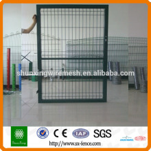 PVC Coated Fence Gate