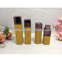 Botellas acrílicas cosméticas Airless 15ml 30ml 40ml 50ml