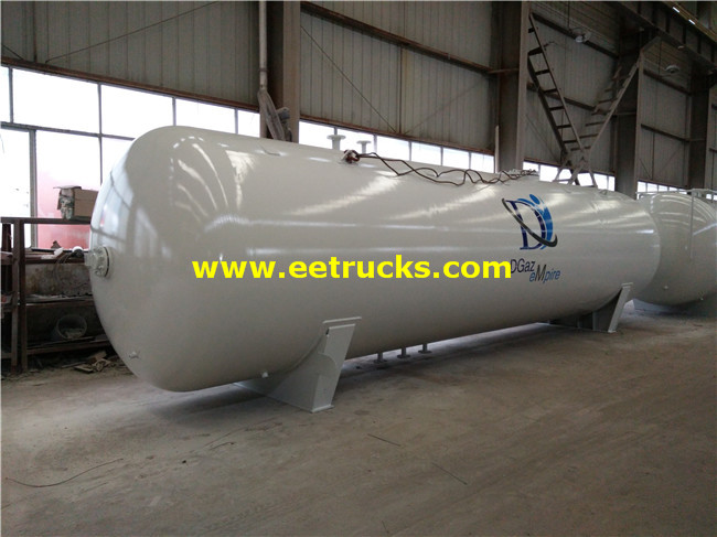 Domestic LPG Storage Vessels