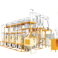 Wheat Small Scale Flour Milling Plant