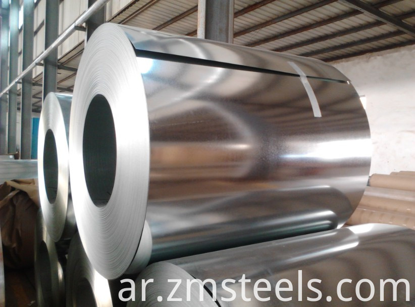 steel coil weight