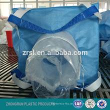 blaue Polypropylentasche, 1000kg pp. FIBC 1 Tonne Innerliner bagster große Tasche Jumbo Tasche