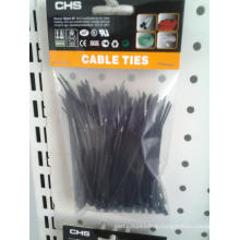 Nylon Cable Ties 100PCS/Bag Grey Color