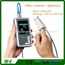 MSLPO-C Zero complain handheld patient pulse oximeter fingertip pulse oximeter