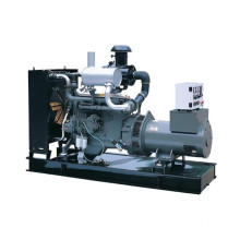 128KW Open Type Cummins Diesel Generator Set