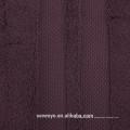 100% хлопок роскошные темно-фиолетовый цвет полотенце гостиницы хо-021
