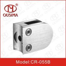 Круглая форма из нержавеющей стали для крепления поручня (CR-055B)