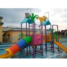 48 Square Meters Aqua Splash Water Park / Water Playground