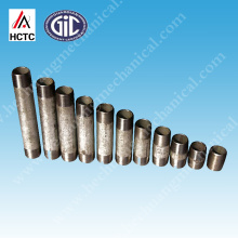 SCH 40 GALVANIZED STEEL PIPE NIPPLE