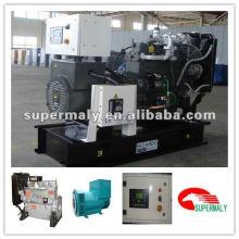 Высококачественные генераторы мощностью 8-200 кВт с двигателем Ricardo