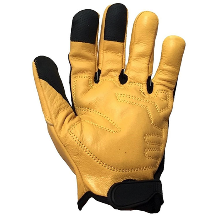 Impact Drilling Mechanical Gloves