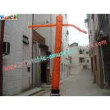 Customized Small Advertisig Decorative Inflatables Air Dancer For Promotional