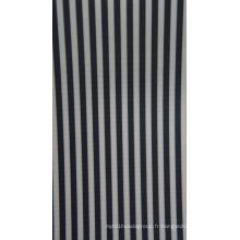 150d (17 * 20) tissu d'impression avec revêtement PU