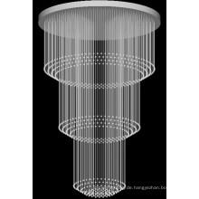 Hotel East Fiber Optische LED Deckenleuchte