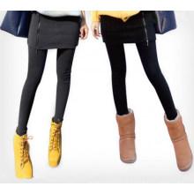 Moda Feminina Cintura Alta Slim Stretch Skinny Leggings Sr8219