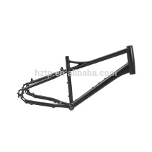Diseño clásico de marco de aluminio para bicicleta de grasa eléctrica de 20 pulgadas con motor de cubo trasero