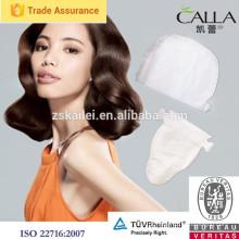 Tratamento de cabelo com condicionamento profundo para cápsulas de terapia capilar