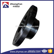 astm a105n carbon steel raised face weld neck flange